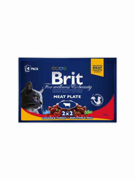 Brit Premium Cat  Multipack