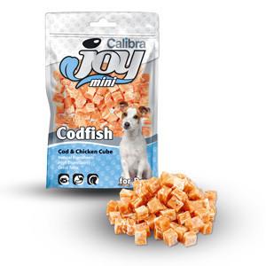 Calibra Joy Dog Mini Cod and Chicken Cube