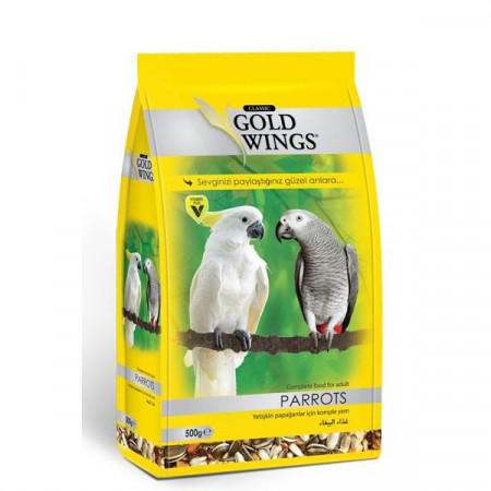 GOLD WINGS CLASSIC PARROT/PAPAGAL