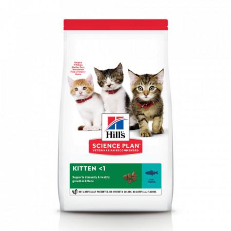 Hill's SP Kitten cu ton 300 g