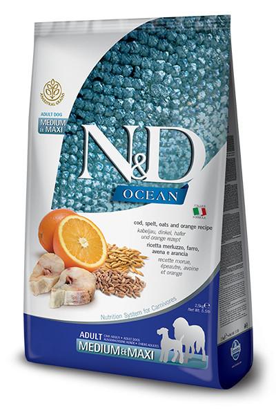 N&D Ocean Dog Medium Large