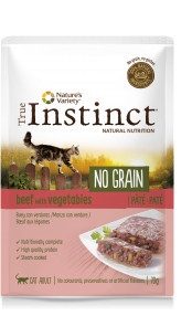 True Instinct No Grain Cat