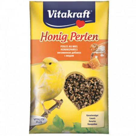 Vitamine pentru canari Vitakraft Miere 20 Gr