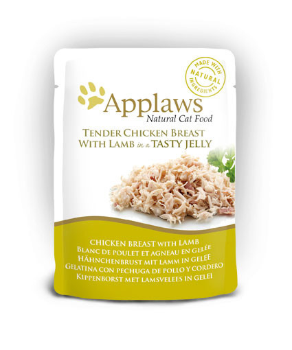 Applaws CAT piept de pui și miel