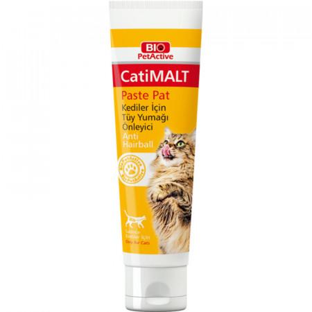 Bio PetActive CatiMalt 100 ml (Hairball Remedy For Cats)