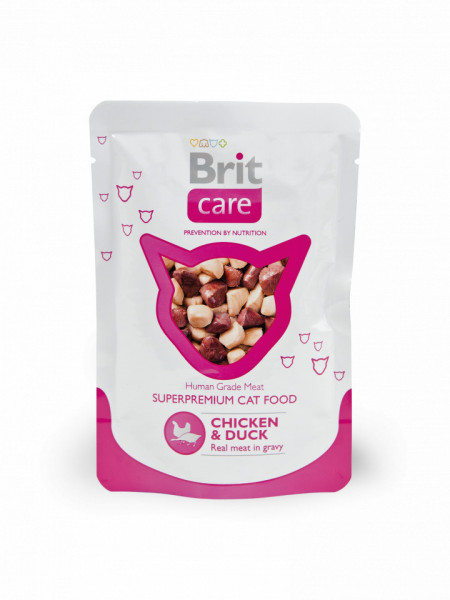 Brit Care Cat Chicken & Duck