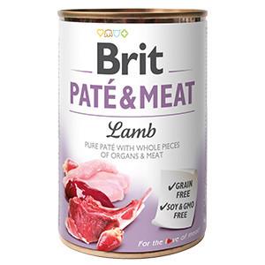 Brit Pate and Meat Lamb400 gr