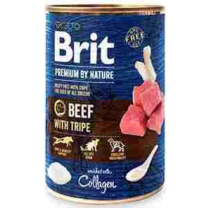 Brit Premium by Nature Beef 400 gr