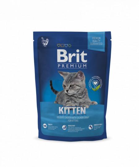 Brit Premium Cat Kitten 800 gr