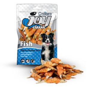 Calibra Joy Dog Classic Fish and Chicken Slice