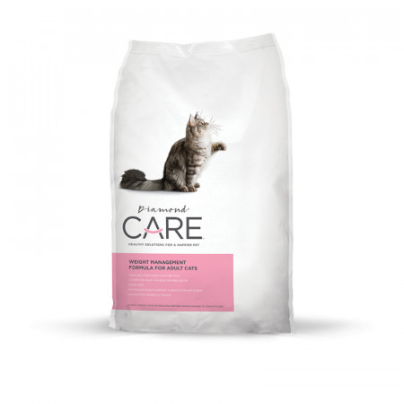 DIAMOND CARE ADULT CAT WEIGHT MANAGEMENT 6.8 Kg