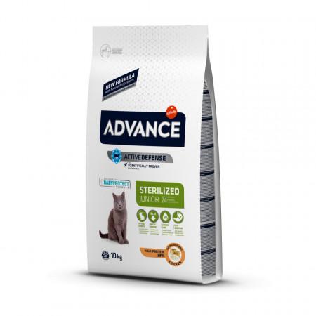 Advance Cat Young Sterilized 10 kg