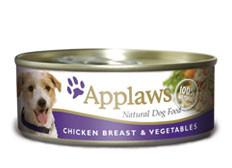 Applaws DOG  pui și legume în sos