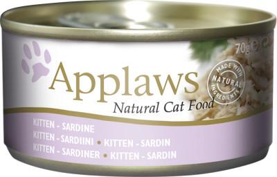 Applaws Kitten sardine