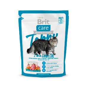 Brit Care Cat Tobby Large Cat 400 gr