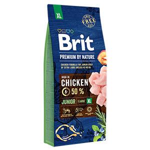 Brit Premium by Nature Nature Junior XL 15 kg