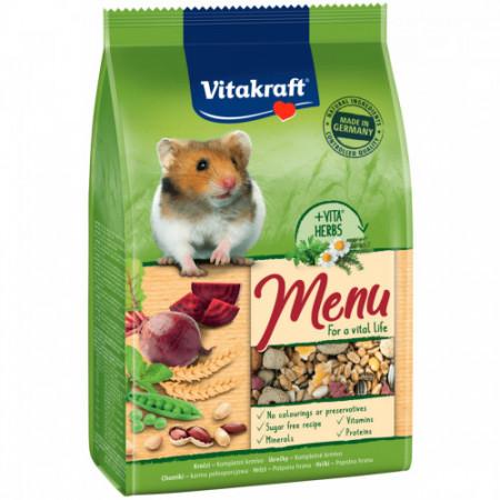 Hrana pentru hamsteri Vitakraft Premium Menu 400 g