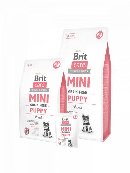 Brit Care Mini Grain Free Puppy 9.4 kg