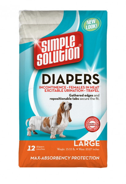 Simple Solution Pampers L