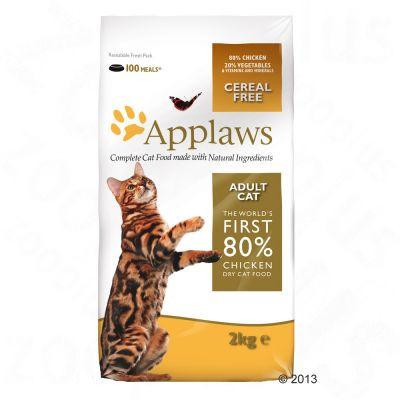 Applaws CAT hrana uscata cu pui 2 kg