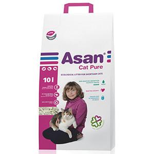 Așternut Igienic Asan Cat Pure 10 L