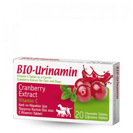 BIOPET Bio Urinamin 20 Tabs 0,75 gr