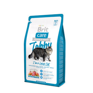 Brit Care Cat Tobby Large Cat 2 kg
