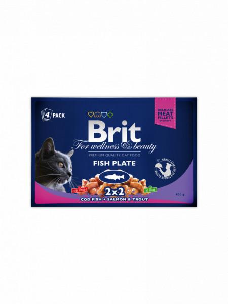 Brit Premium Cat Fish Plate