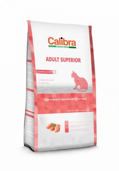 Calibra Grain Free Cat Adult Superior
