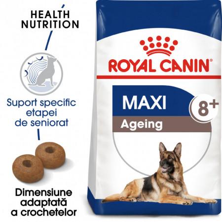 Hrana uscata caini ROYAL CANIN Maxi Ageing 8+