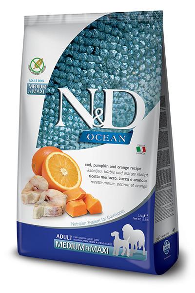 N&D Dog Ocean Medium Maxi cOD