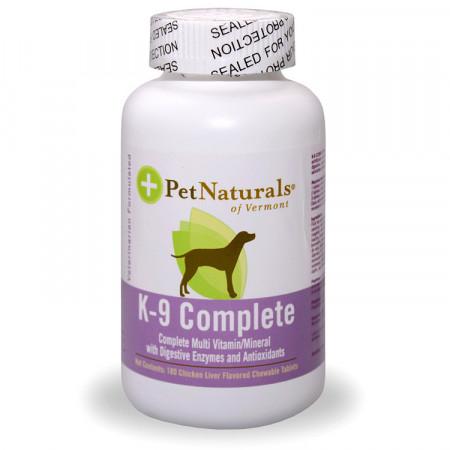Pet Naturals K-9 Complete 60 tablete
