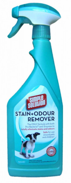 Soluție pentru pete și mirosuri câine