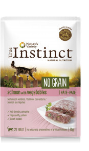 True Instinct No Grain Cat Pate