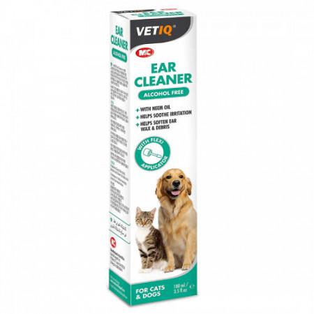 Vetiq Ear Cleaner 100 ml