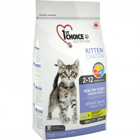 1ST CHOICE CAT KITTEN 2.72 KG