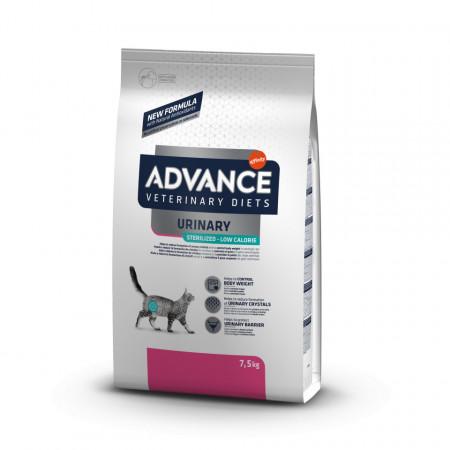 Advance Diets Cat Sterilized Urinary Low Calories 7,5 kg