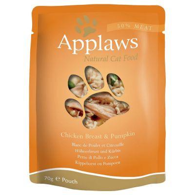 Applaws CAT piept de pui și dovleac