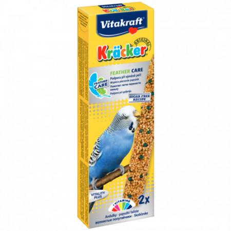 Batoane pentru perusi Vitakraft Kracker pentru Pene 60 g