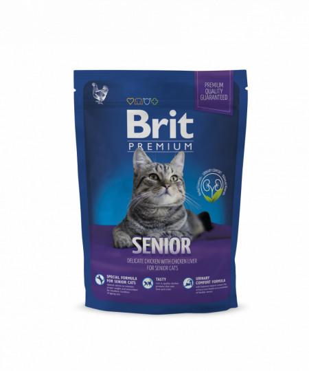 Brit Premium Cat Senior 800 gr