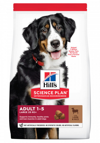 HILL'S SCIENCE PLAN Large Breed Adult