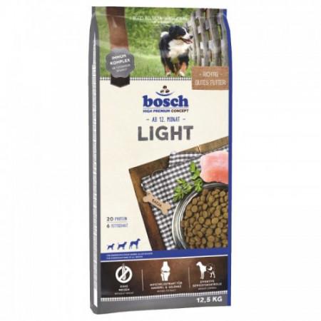 Hrana uscata pentru caini Bosch Adult Light 12.5 kg