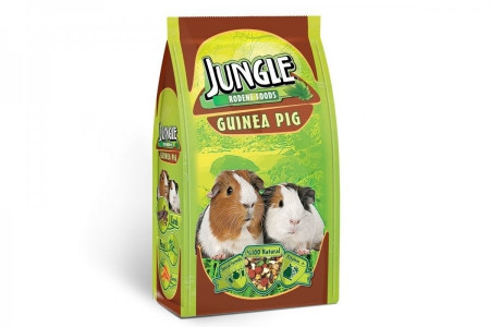 JUNGLE GUINEAPIG / PORC DE GUINEEA FOOD