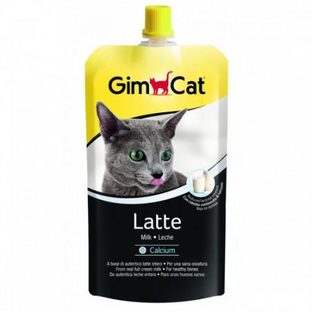 Lapte pentru pisici Gimpet 200 ml