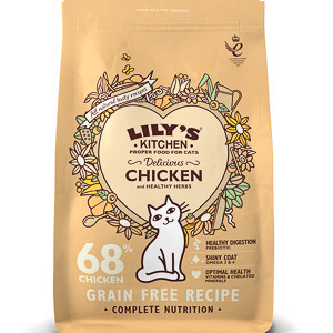 Lily's Kitchen Cat Delicious Chicken