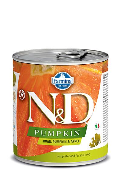 Natural&Delicious Pumpkin cu mistret si măr