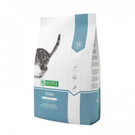 Natures Protection Kitten 7 KG