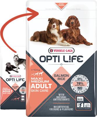 Opti Life Adult Skin Care Medium & Maxi Somon