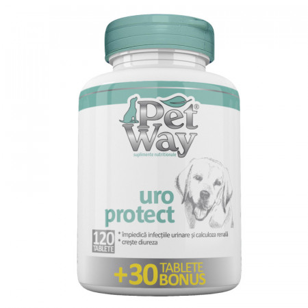 Petway Uroprotect aliment nutritional care impiedica infectiile urinare si calculoza renala