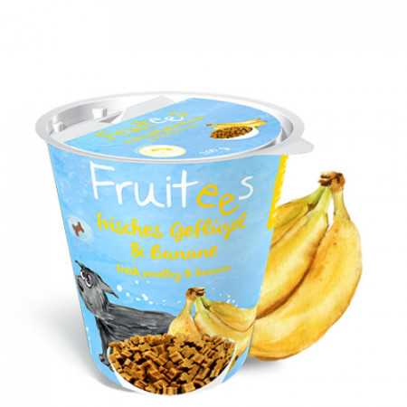 Recompense pentru caini Bosch Fruitees Banana 200 g